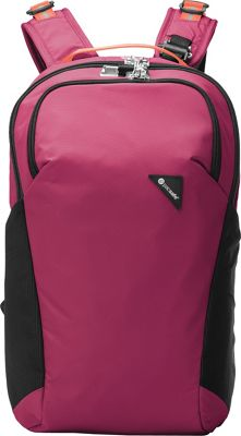 Pacsafe Vibe 20 Anti-Theft 20L Backpack Dark Berry - Pacs...