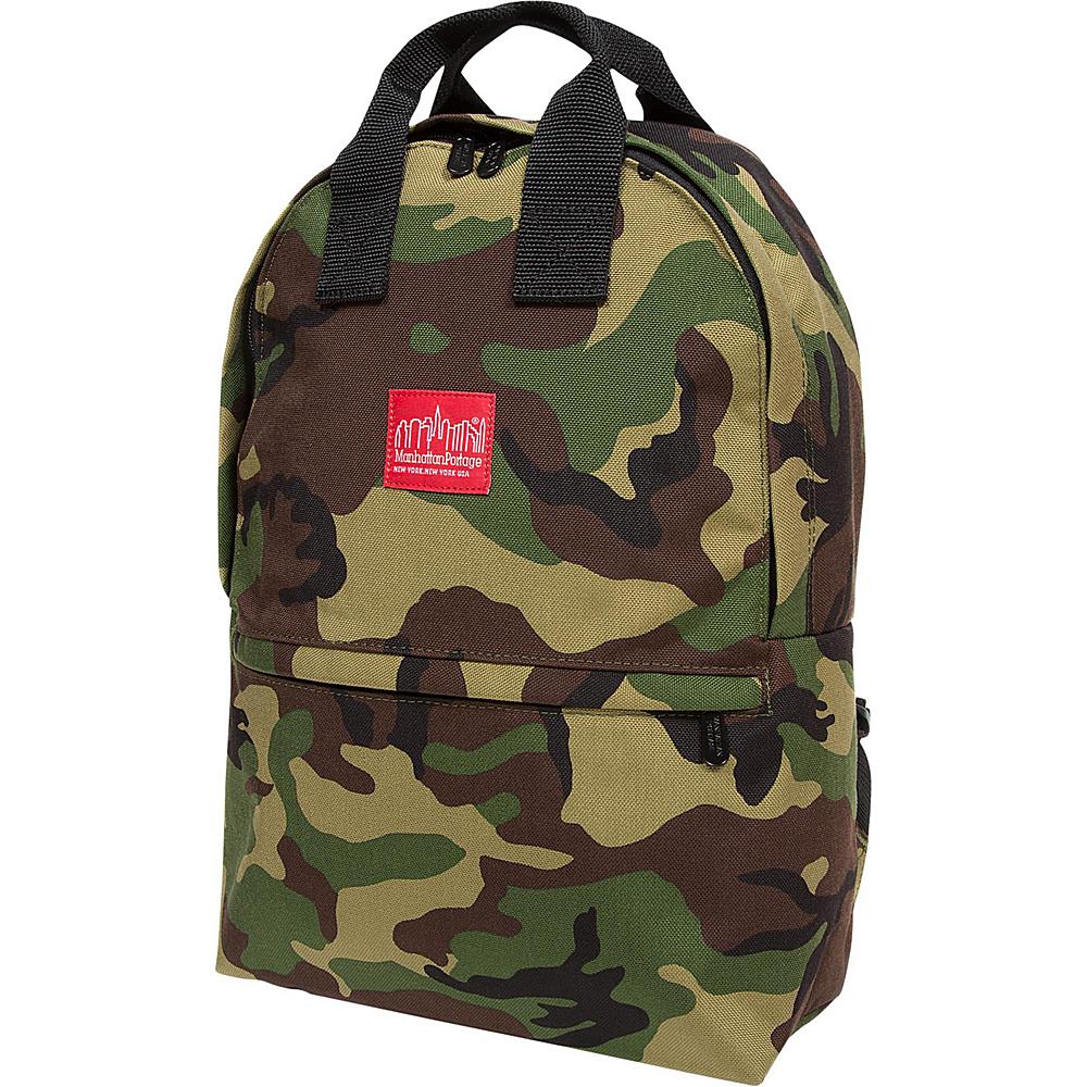 Manhattan Portage Governors Backpack Camouflage - Manhattan Portage Everyday Backpacks - Backpacks, Everyday Backpacks