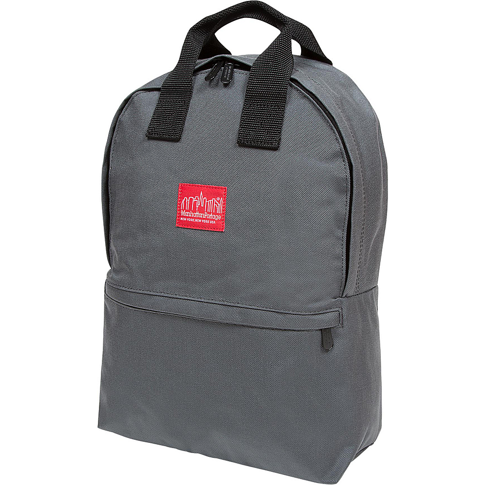 Manhattan Portage Governors Backpack Gray - Manhattan Portage Everyday Backpacks - Backpacks, Everyday Backpacks