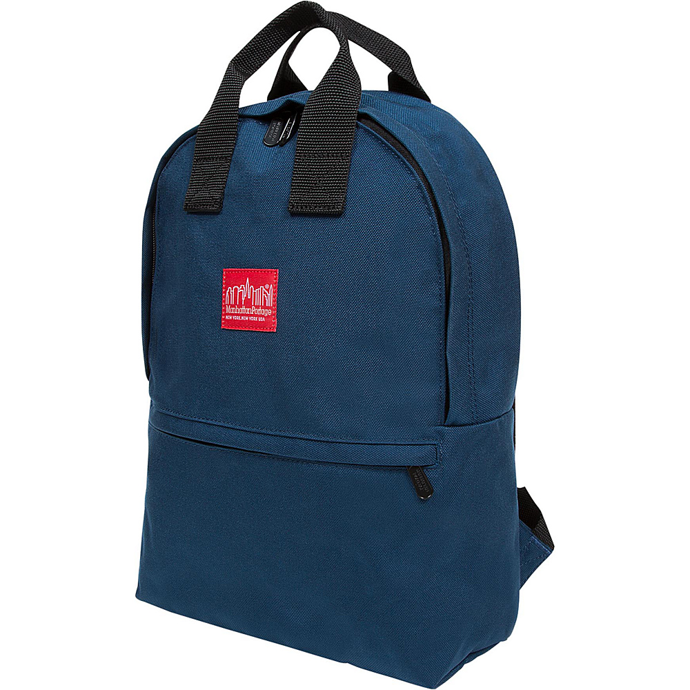Manhattan Portage Governors Backpack Navy - Manhattan Portage Everyday Backpacks - Backpacks, Everyday Backpacks