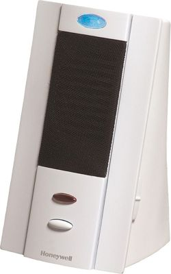 Honeywell P2-Portable Wireless Door Chime & Push Button White - Honeywell Smart Home Automation