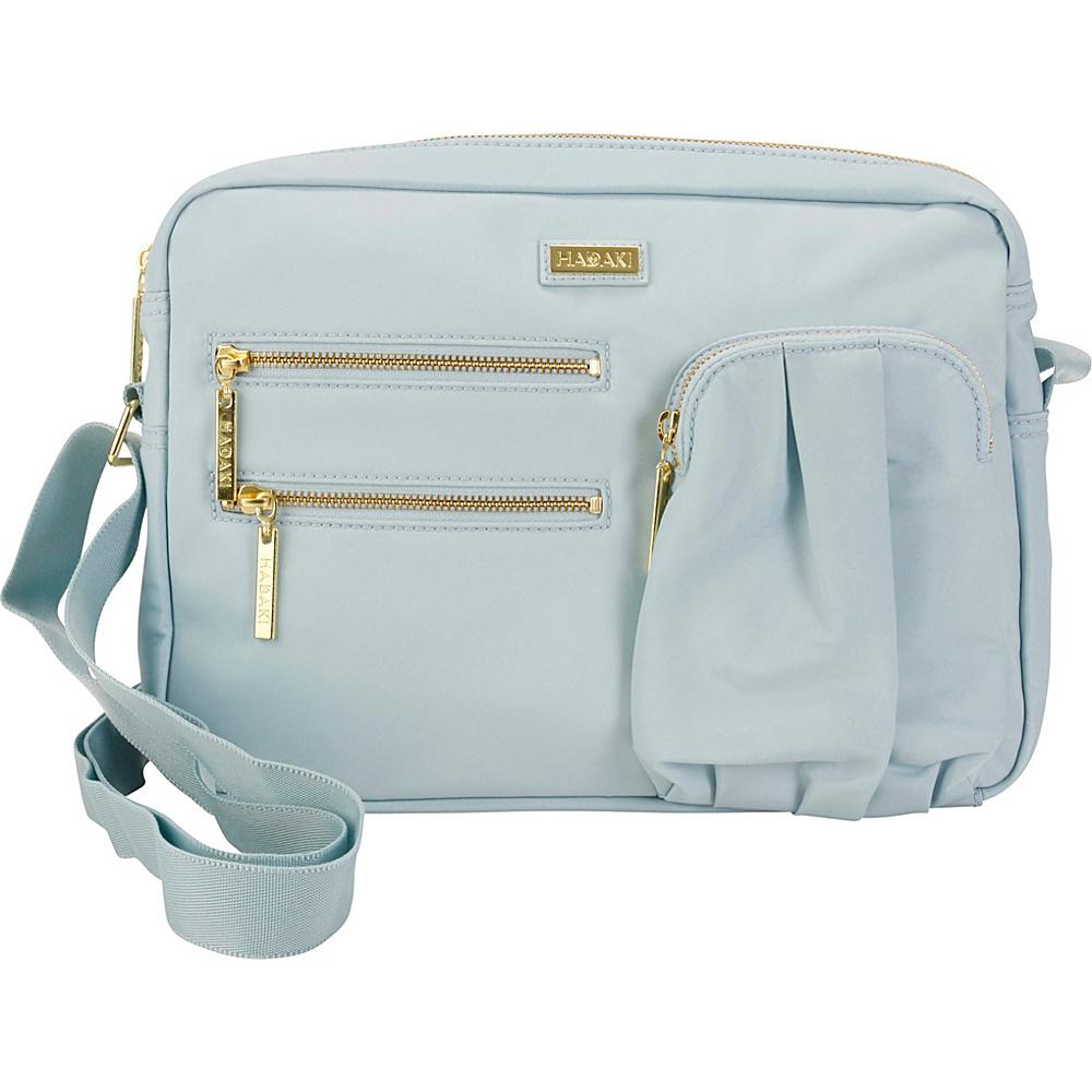 Hadaki Uptown Crossbody Gray - Hadaki Fabric Handbags - Handbags, Fabric Handbags