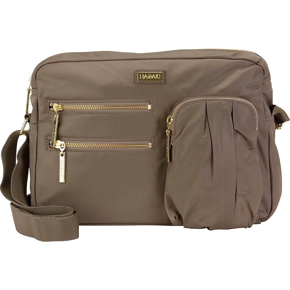 Hadaki Uptown Crossbody Falcon - Hadaki Fabric Handbags - Handbags, Fabric Handbags