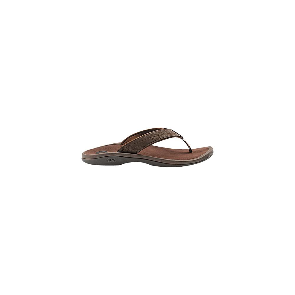 OluKai Womens Ohana Sandal 5 - Dark Java/Dark Java - OluKai Womens Footwear - Apparel & Footwear, Women's Footwear