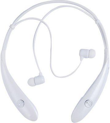 Koolulu Wireless Stereo Bluetooth Headsets White - Koolulu Headphones & Speakers