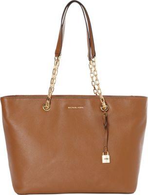 MICHAEL Michael Kors Mercer Chain Medium Top Zip Multifunctional Tote Luggage - MICHAEL Michael Kors Designer Handbags