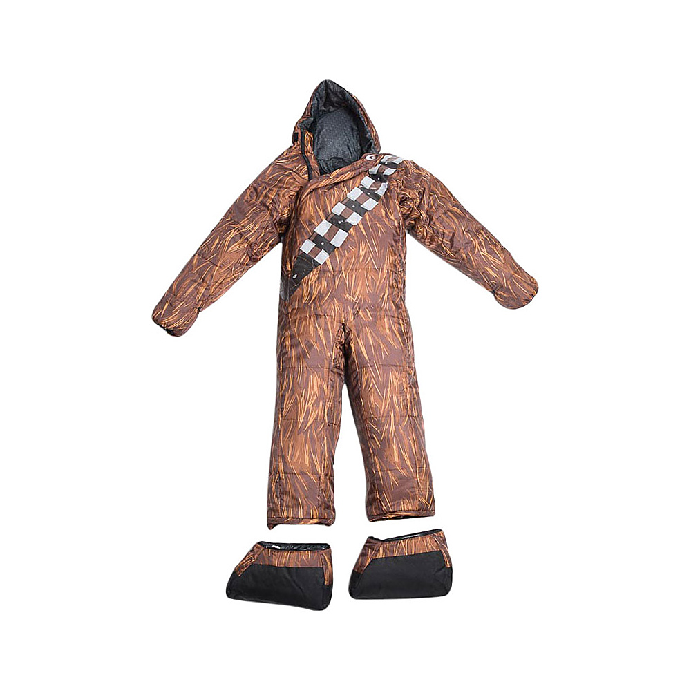 Selk bag Adult Star Wars Wearable Sleeping Bag Chewbacca Chewbacca Extra Large Selk bag Outdoor Accessories