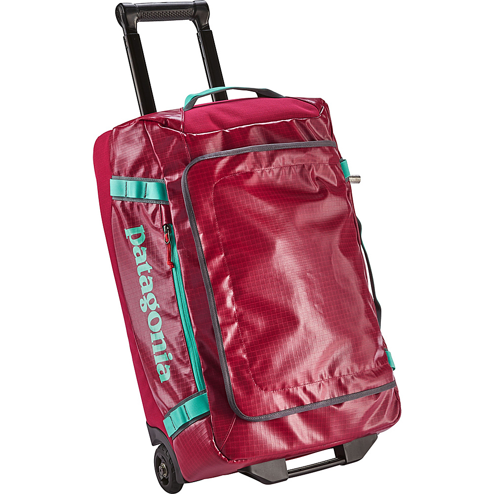 Patagonia Black Hole Wheeled Duffel 40L Craft Pink - Patagonia Softside Carry-On - Luggage, Softside Carry-On