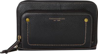 Tignanello The Explorer Wallet Black - Tignanello Women's Wallets