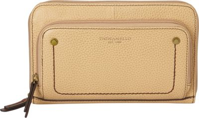 Tignanello The Explorer Wallet Tan - Tignanello Women's Wallets