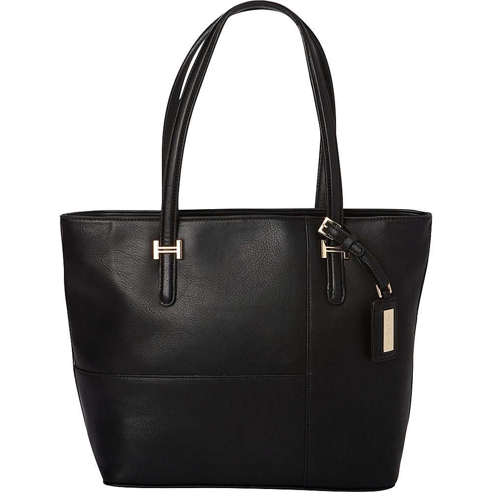 Hush Puppies Effie Tote Black Hush Puppies Travel Duffels
