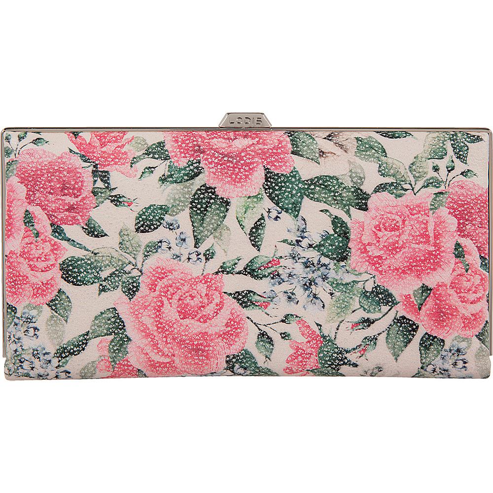 Lodis Bouquet Quinn Clutch Wallet Multi - Lodis Womens Wallets - Women's SLG, Women's Wallets