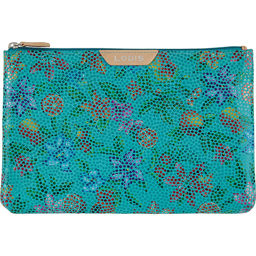Lodis Fruitilicious Flat pouch Twilight - Lodis Womens Wallets - Women's SLG, Women's Wallets