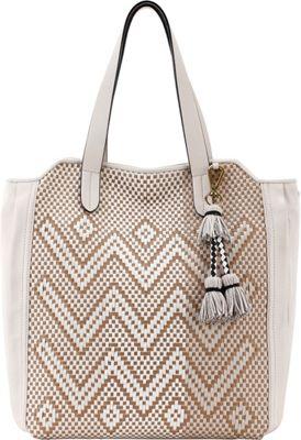 Elliott Lucca Marcel Tote Stone Multi Sayulita - Elliott Lucca Designer Handbags