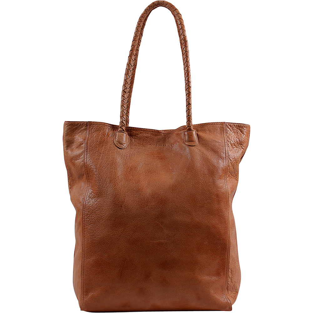 Day Mood Theresa Tote Cognac Day Mood Leather Handbags