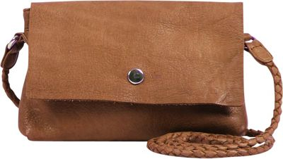 Day & Mood Theresa Crossbody Cognac - Day & Mood Leather Handbags