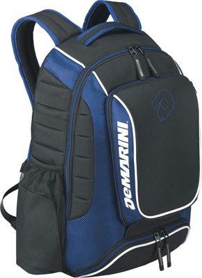 DeMarini DeMarini Momentum Backpack Blue - DeMarini Team and Field Bags