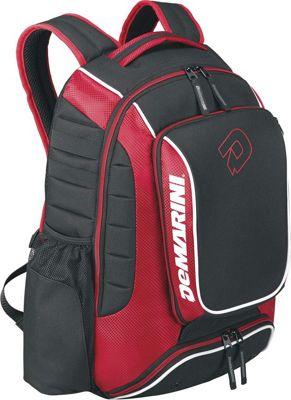 DeMarini DeMarini Momentum Backpack Red - DeMarini Gym Bags