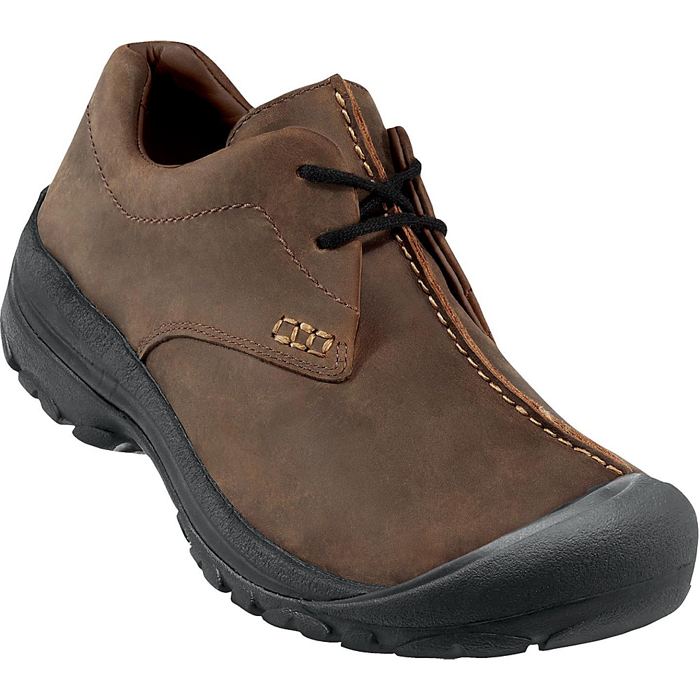 KEEN Mens Boston lll Slip-On 12 - Cascade Brown - KEEN Womens Footwear - Apparel & Footwear, Women's Footwear