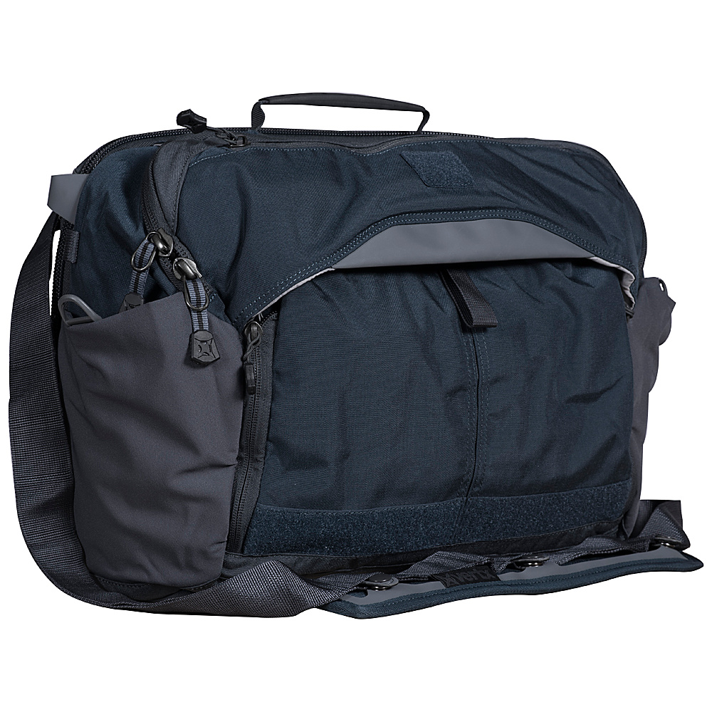 Vertx EDC Courier Messenger Bag Midnight Navy - Vertx Messenger Bags - Work Bags & Briefcases, Messenger Bags