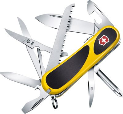 Victorinox Swiss Army EvoGrip S18 Swiss Army Knife Black - Victorinox Swiss Army Outdoor Accessories
