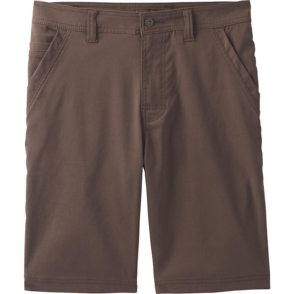 PrAna Zion Chino Short 30 - Coffee Bean - PrAna Mens Apparel - Apparel & Footwear, Men's Apparel