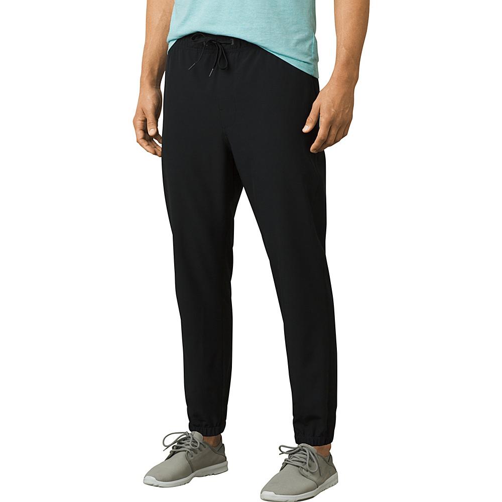 PrAna Spence Jogger S - Black - PrAna Mens Apparel - Apparel & Footwear, Men's Apparel