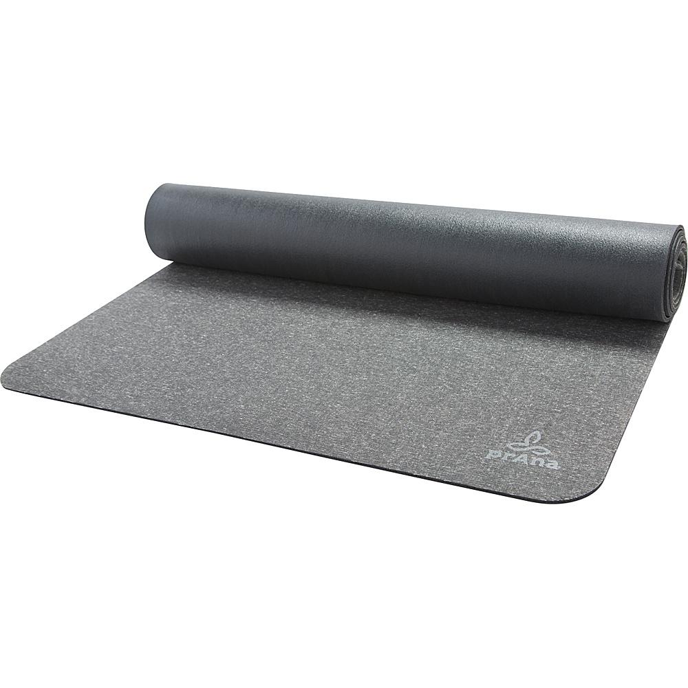 PrAna Melange Yoga Mat Charcoal - PrAna Sports Accessories - Sports, Sports Accessories