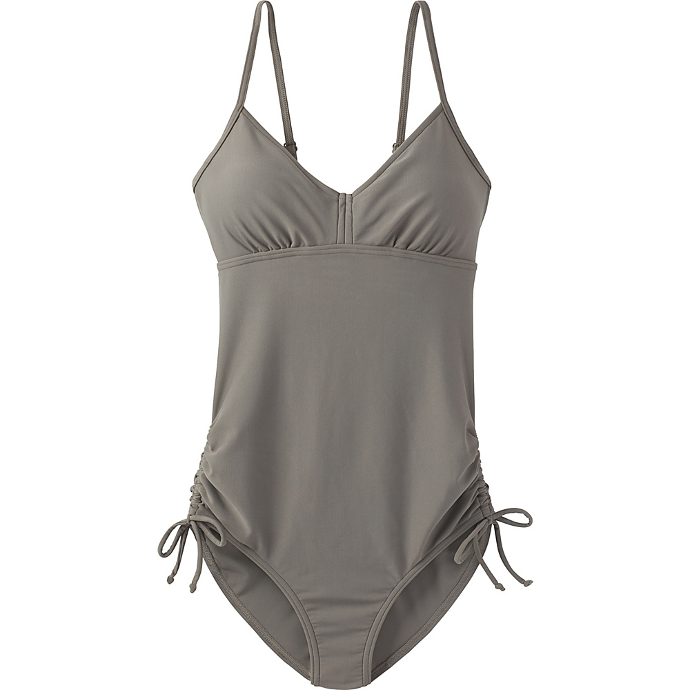 PrAna Moorea Swim One Piece XL - Moonrock - PrAna Womens Apparel - Apparel & Footwear, Women's Apparel