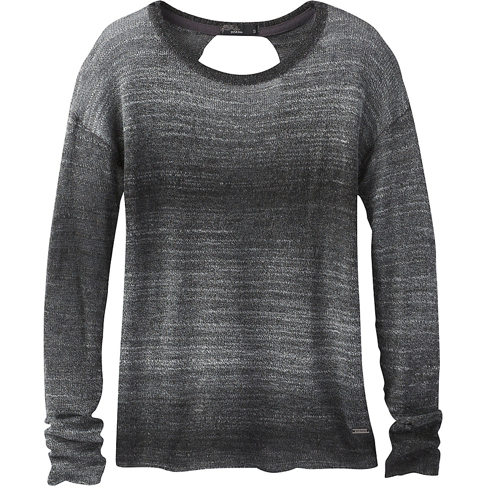 PrAna Nightingale Sweater XS - Black White - PrAna Womens Apparel - Apparel & Footwear, Women's Apparel