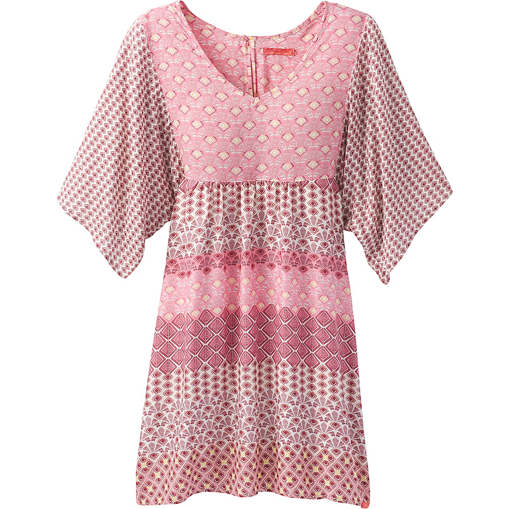 PrAna Kyrie Dress L - Grapevine - PrAna Womens Apparel - Apparel & Footwear, Women's Apparel