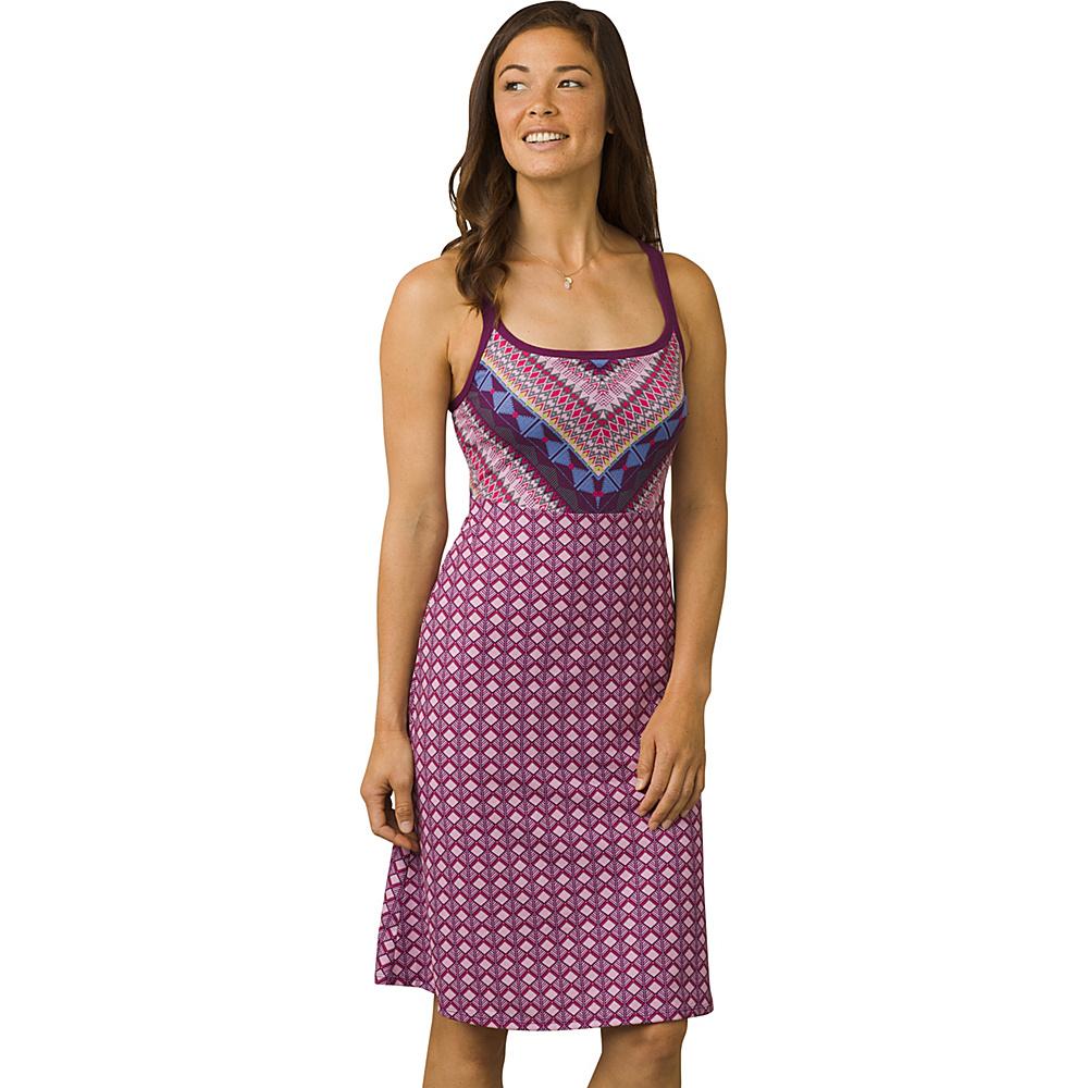 PrAna Cora Dress XL - Sashay Orchid - PrAna Womens Apparel - Apparel & Footwear, Women's Apparel