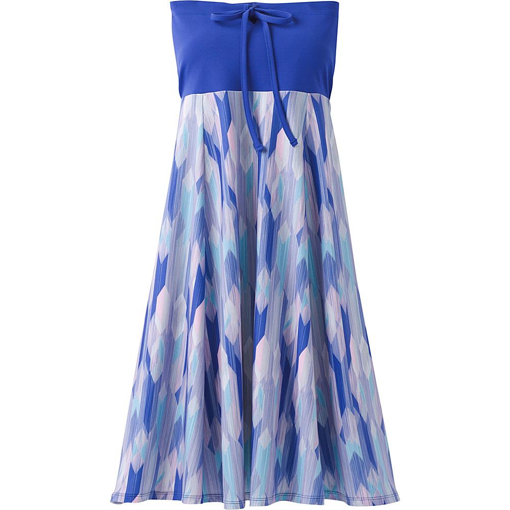 PrAna Solana Dress S - Lavender Gemstone - PrAna Womens Apparel - Apparel & Footwear, Women's Apparel