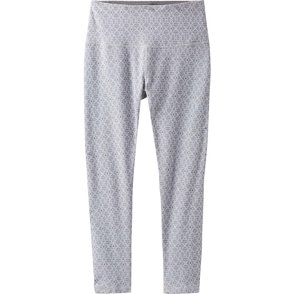 PrAna Misty Capri XL - Silver Jacquard - PrAna Womens Apparel - Apparel & Footwear, Women's Apparel