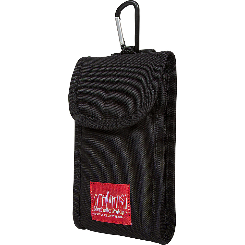 Manhattan Portage Smartphone Accessory Case Black - Manhattan Portage Electronic Cases - Technology, Electronic Cases