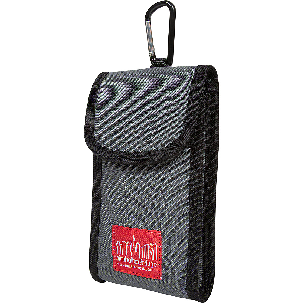 Manhattan Portage Smartphone Accessory Case Gray - Manhattan Portage Electronic Cases - Technology, Electronic Cases