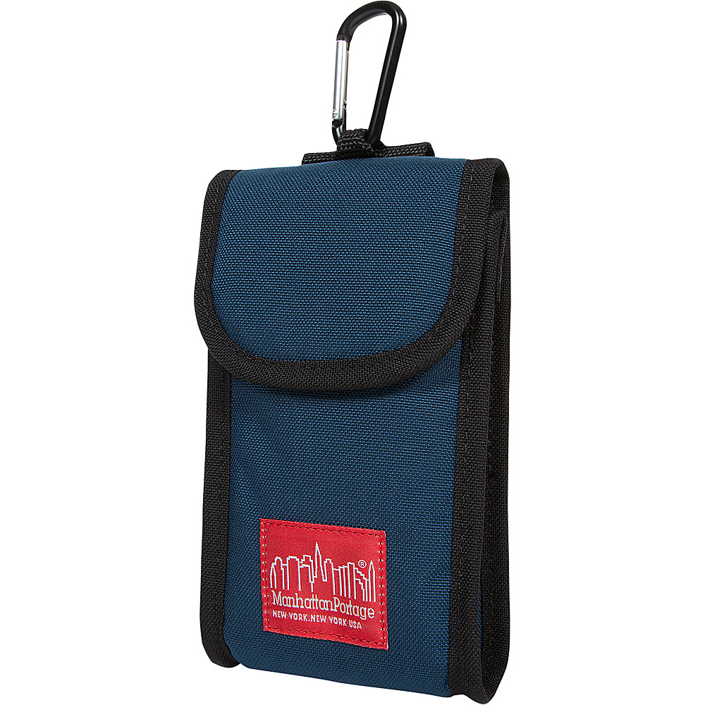 Manhattan Portage Smartphone Accessory Case Navy - Manhattan Portage Electronic Cases - Technology, Electronic Cases