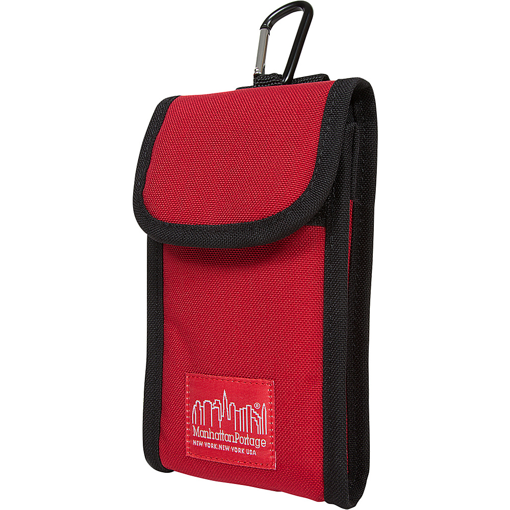 Manhattan Portage Smartphone Accessory Case Red - Manhattan Portage Electronic Cases - Technology, Electronic Cases