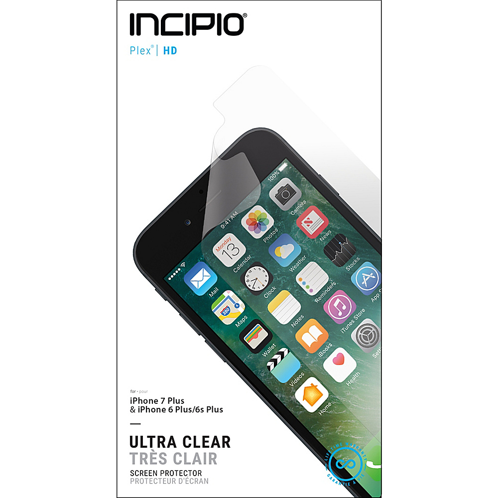 Incipio PLEX HD FOR iPhone 7 Plus Clear - Incipio Electronic Accessories - Technology, Electronic Accessories