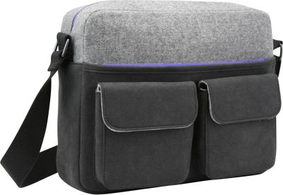 Mad Rabbit Kicking Tiger Frank Studio Elephant Grey - Mad Rabbit Kicking Tiger Non-Wheeled Business Cases