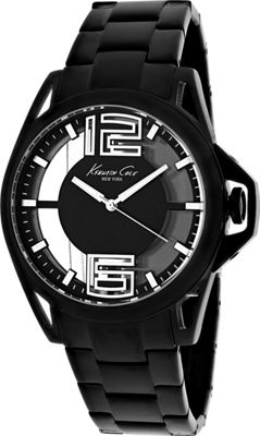 Kenneth Cole Watches Men's Transparency Watch Black - Kenneth Cole Watches Watches