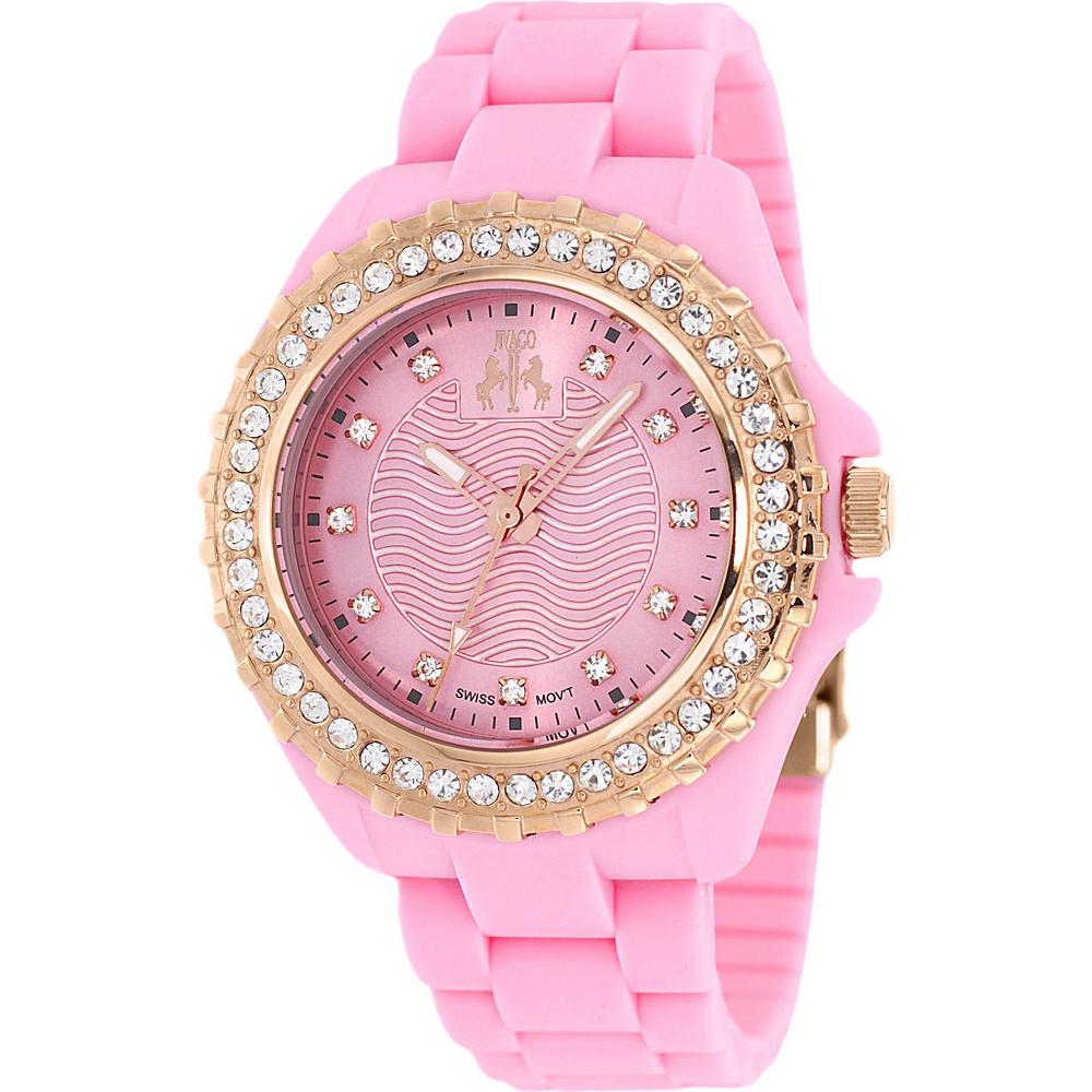 Jivago Watches Women s Cherie Watch Pink Jivago Watches Watches