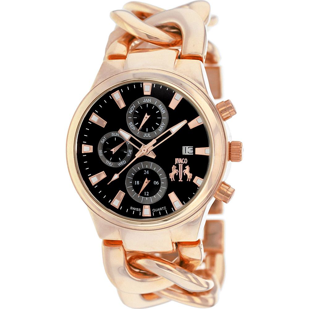 Jivago Watches Women s Lev Watch Black Jivago Watches Watches