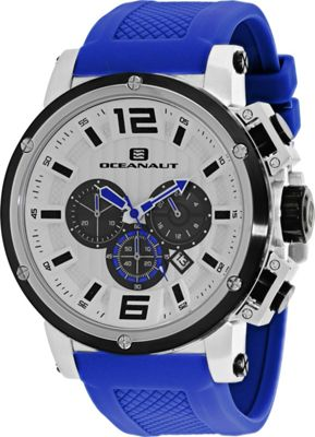 Oceanaut Watches Men's Spider Watch White - Oceanaut Watches Watches