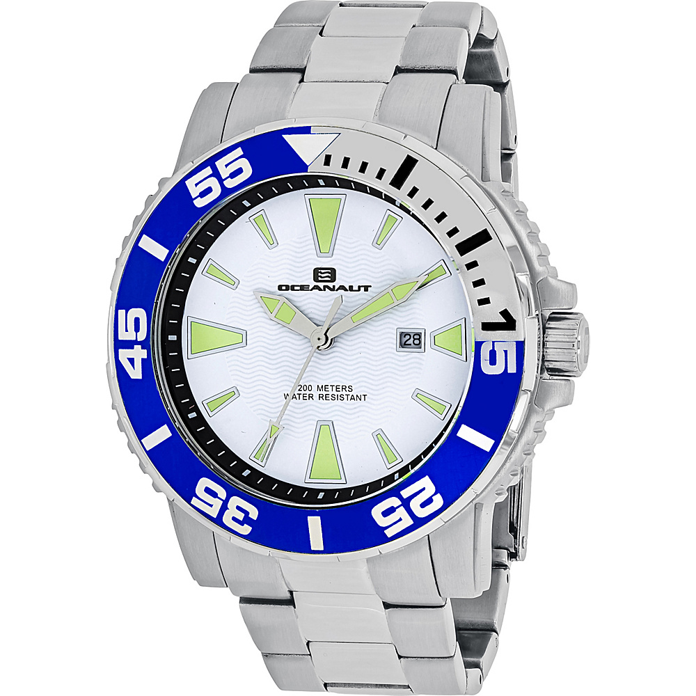 Oceanaut Watches Men s Marletta Watch White Oceanaut Watches Watches