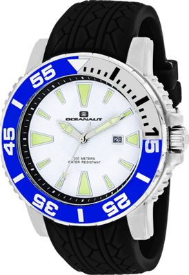 Oceanaut Watches Men's Marletta Watch White - Oceanaut Watches Watches