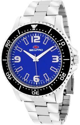 Seapro Watches Men's Tideway Watch Blue - Seapro Watches Watches