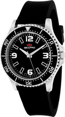 Seapro Watches Women's Tideway Watch Black - Seapro Watches Watches