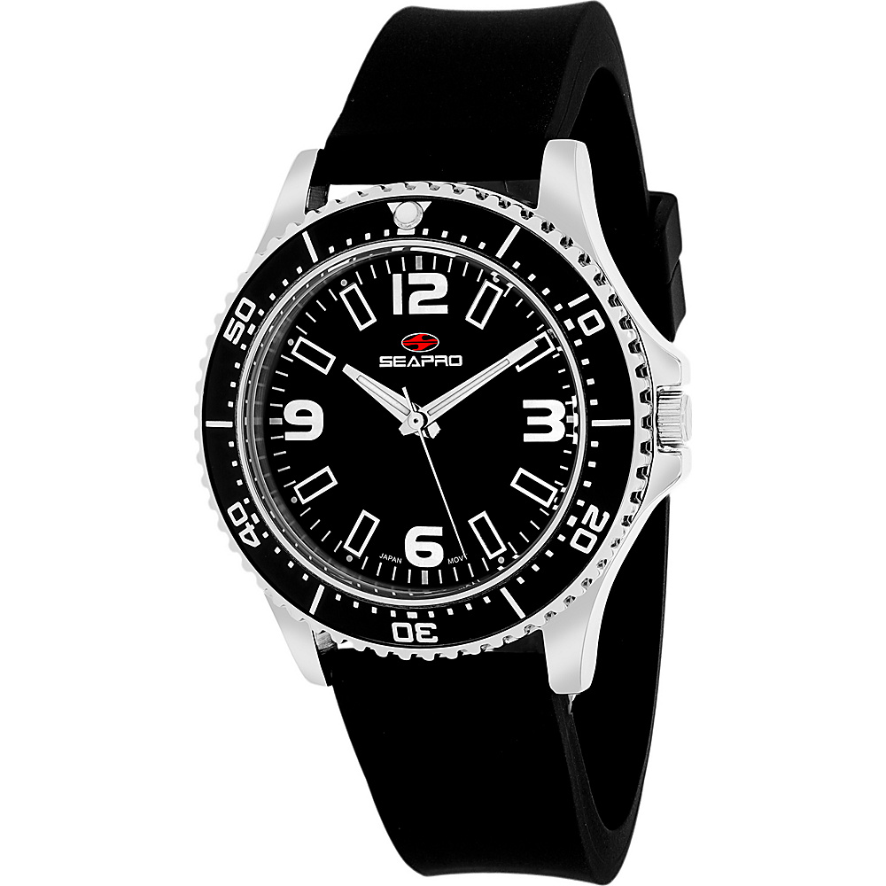 Seapro Watches Women s Tideway Watch Black Seapro Watches Watches