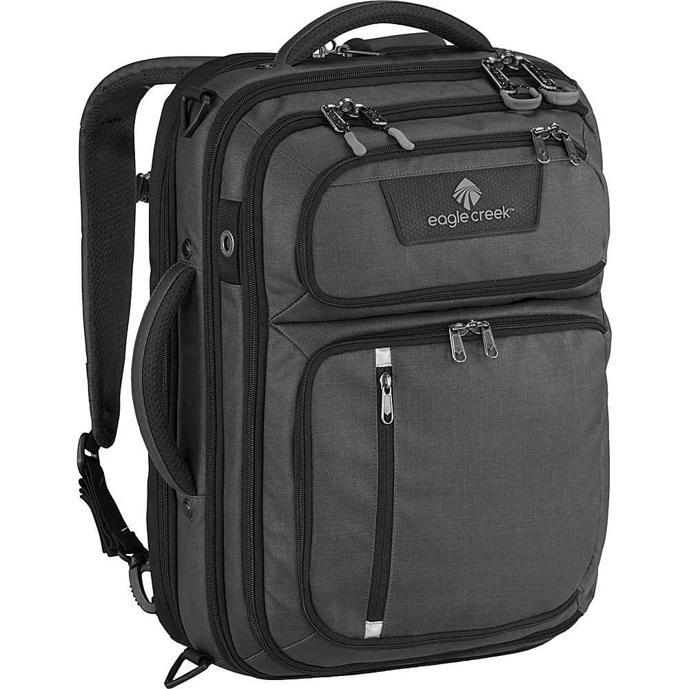 Eagle Creek Convertabrief Asphalt - Eagle Creek Packable Bags - Travel Accessories, Packable Bags